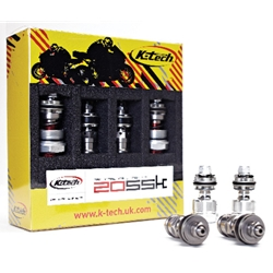 K-Tech Suspension - 25SSK Front Fork Piston Kit