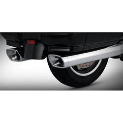 Vance & Hines - Monster Slip On's