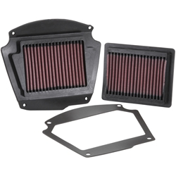 K&N Engineering High Performance Air Filter Yamaha XV 1700 Road Star Warrior 2002 2009 Cleanable Re-useable