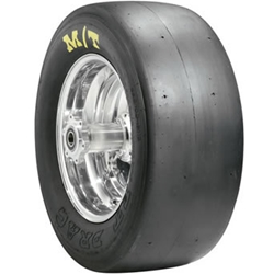 Mickey Thompson Performance Tire - Drag Race Slick - 26.0 x 10.0 x 15 /  L7 Compound/ET Drag Tire