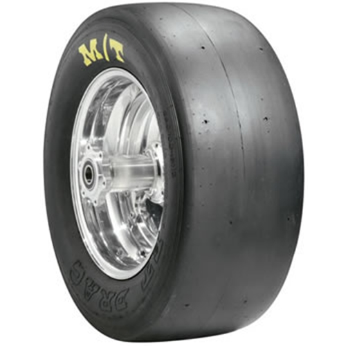 Mickey Thompson Performance Tire - Drag Race Slick - 25.0 x 5.5 x 18 /  L7 Compound/ET Drag Tire