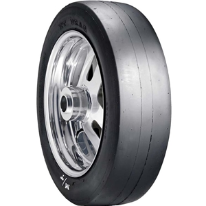 Mickey Thompson Performance Tire - Drag Race Slick - 26.0 x 7.0 x 17 / M5 Compound/ET Drag Tire