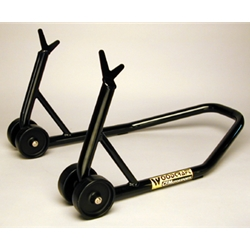 Woodcraft - Race Stand - Rear/Quad Wheel/Spool Style With Pick Ups/REQUIRES Spools/Adjustable/Standard Style Swingarms