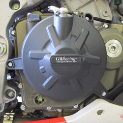 GB Racing Clutch Cover Aprilia RSV4 1000 2010-2016 Tuono V4R 2011 2016 Injection Molded Long Glass Fiber Reinforced Nylon