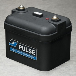 Full Spectrum Power Pulse P3 Battery Ultra Lightweight Lithium Ferrous 1145 Grams Screw In Terminals