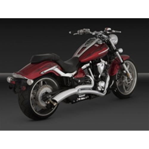 Blog - Vance & Hines Big Radius Exhaust for Yamaha XV1900 Raider
