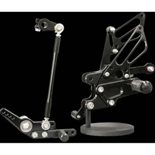 Blog - Sato Racing Billet Adjustable Rearsets - 2008-2011 Honda CBR 1000RR Fireblade - Fully Adjustable!