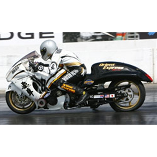 Blog - Orient Express ProStreet Hayabusa Sets New Record! 201.46mph!