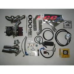 RCC Turbo - Stage 1 Turbo Kit