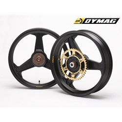 Dymag - Classic CH3/Magnesium/3 Spoke/Lightweight/Pair