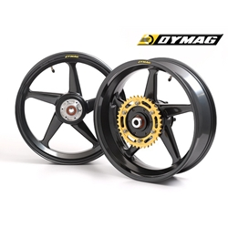 Dymag - Superbike SB5/Magnesium/5 Hollow Spokes/Super Lightweight/Pair