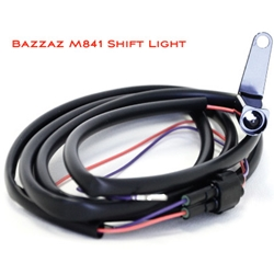 Bazzaz Performance QS4 USB Shift Light White LED Quickshifter Accessory