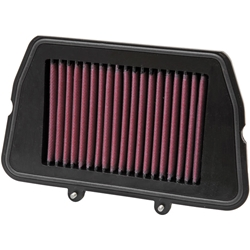 K&N Engineering High Performance Air Filter Triumph Tiger 800 800XC 2011 2013 Cleanable Reusable