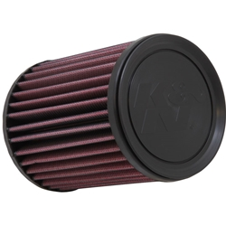 K&N Engineering Round Straight Universal Air Filter - Fits Can Am Models Listed