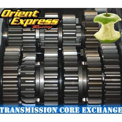 Transmission Core Exchange Yamaha YZF 600 R6 2006-2015 6-Speed CALL TO ORDER