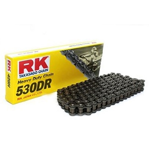 EK Chain DRZ-2 530 Pitch 150 Links Non O-Ring Pro Stock Drag Racing 11,500 Tensile Strength