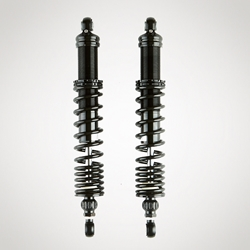 K-Tech Suspension Razor III Rear Shocks Harley Davidson Dyna Models