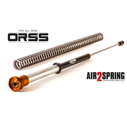 K-Tech Suspension ORSS Cartridges WP AER48 KTM Husqvarna 2016 2017 Spring System Air2Spring Conversion