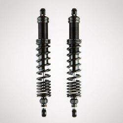 K-Tech Suspension Razor III Rear Shocks Moto Guzzi V7 Models