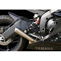 Orient Express - Titanium Slip On Exhaust