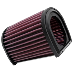 K&N Engineering High Performance Air Filter Yamaha FJR 1300 2001 2014 Cleanable Re-Useable