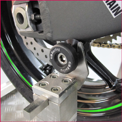 GB Racing - Swingarm Spools