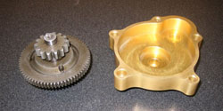 BigCC Racing - Sprague Starter Gear