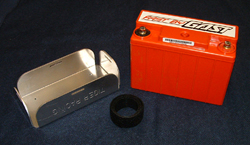 Tiger Racing - Battery Tray