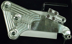 Spencer Cycle - Air Shifter Bracket