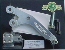 Spencer Cycles - Air Shifter Bracket