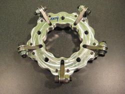 MTC Engineering Dual Stage Lock Up Clutch Suzuki GSX 1300R Hayabusa 1999 2014 Includes Pressure Plate Requires Billet Hub