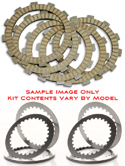 Orient Express Clutch Plate Kit Suzuki GSX 1300R Hayabusa 1999 2014 Fibers And Steels