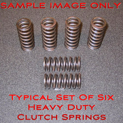 Orient Express - Clutch Springs