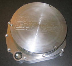 Orient Express - Quick Access Billet Clutch Cover