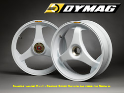 Dymag - Street Race TT3/Magnesium/3Hollow Spokes/Lightweight/Pair