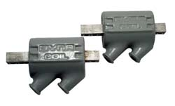 Dynatek - Dyna Ignition Coils - For Dyna 2000 Applications/2.2 Ohm/Dual Output/Grey/2 Per Package