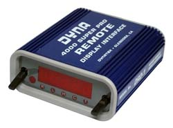 Dynatek - Dyna 4000 Digital Display - Super Pro Ignition Remote Adjustable Digital Display Module