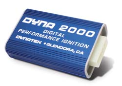 Dynatek - Boosters Dual Points - Universal Ignition Booster For Points Equipped Motorcycles/Improved Ignition Performance/Precision Energy