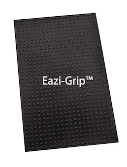 Eazi-Grip Evo Universal Cut To Fit Sheets (2)/Black/305mm X 155mm