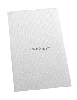 Eazi-Grip Evo Universal Cut To Fit Sheets (2)/Clear/305mm X 155mm