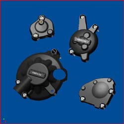 GB Racing - Engine Cover Set