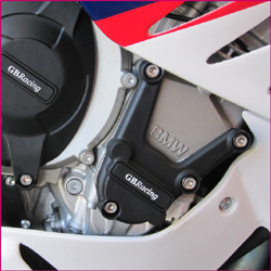 GB Racing Pulse Cover BMW S1000RR 2009 2015 S1000RR HP4 2013 2015 Ignition Secondary Engine Cover