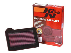 K&N Engineering - High Performance Air Filter - Polaris - Victory - Most Models 2000-2007