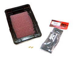 K&N Engineering High Performance PowerLid Air Filter Honda TRX 400EX 1999 2013