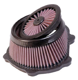 K&N Engineering High Performance Air Filter Kawasaki KX 250F 450F 2006-2013 Cleanable Reusable Extreme Duty