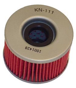 K&N Engineering - High Performance Oil Filter - Honda - OEM #154A1MA6000 - See Application Chart Inside/Cartridge Style