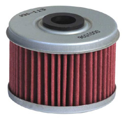K&N Engineering - High Performance Oil Filter - Honda - OEM #15412HM5A10 - See Application Chart Inside/Cartridge Style
