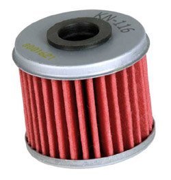 K&N Engineering - High Performance Oil Filter - Honda - OEM #15412MEN671 - See Application Chart Inside/Cartridge Style