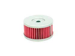 K&N Engineering - High Performance Oil Filter - Suzuki - OEM #16510-38240 - See Application Chart Inside/Cartridge Style