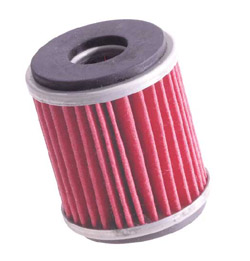 K&N Engineering - High Performance Oil Filter - Yamaha - OEM #5YP-E34-4000 - See Application Chart Inside/Cartridge Style